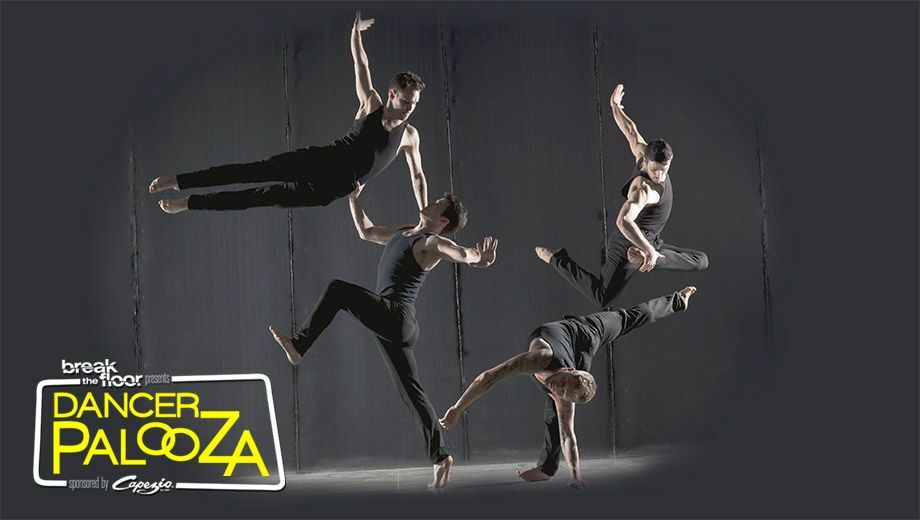 All-Star Dance Ensembles Perform at Dancerpalooza $11.00 - $40.00 ($21 value)