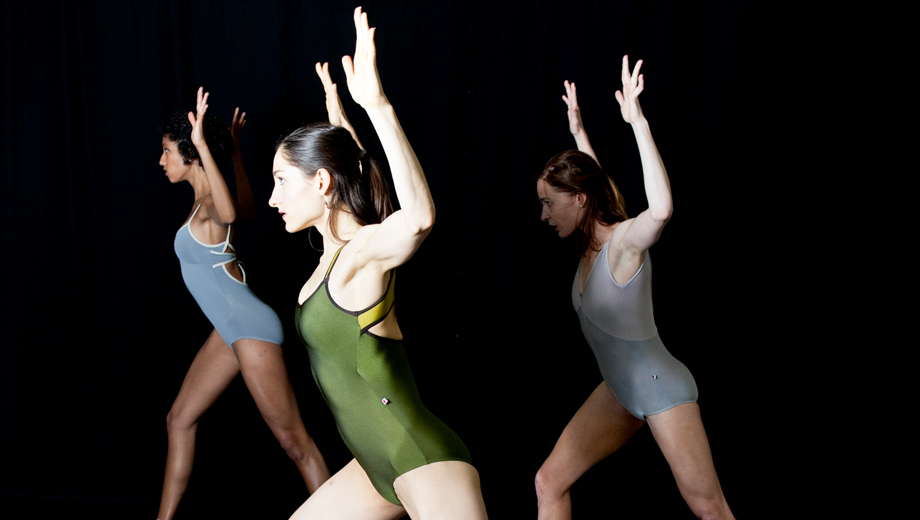 Cali & Co. Dance Perform Excerpts From New Work at Summer Dance Fest