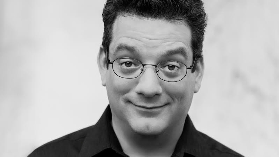 Comedian Andy Kindler (
