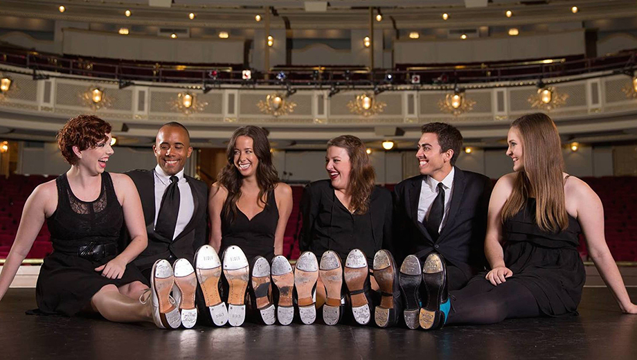 Rhythmic Souls: Tap Dance Tribute to the '30s & '40s $10.00 ($20 value)