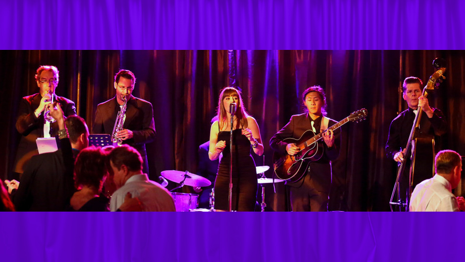 Swing Band Shake Baby Shake at Angelicas: Includes a Swing Dance Lesson $7.50 ($15 value)