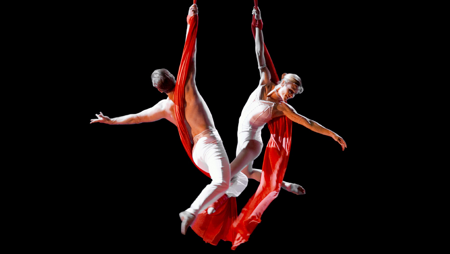 Cirque de la Symphonie: Circus Acrobatics Set to Music $11.00 - $31.00 ($22 value)