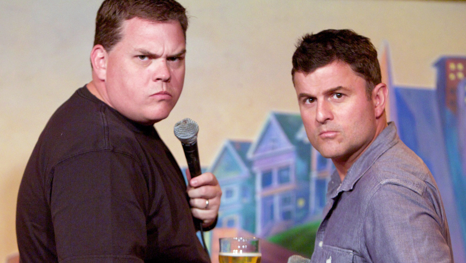 Steve Lemme and Kevin Heffernan (