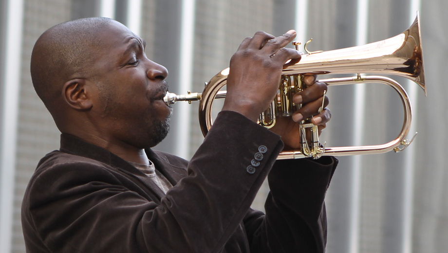 Jazz Trumpeter Freddie Dunn Jr. and His Quartet $12.50 ($25 value)