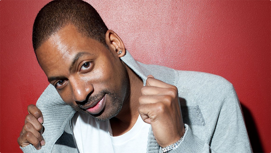 Comedian Tony Rock (BET's
