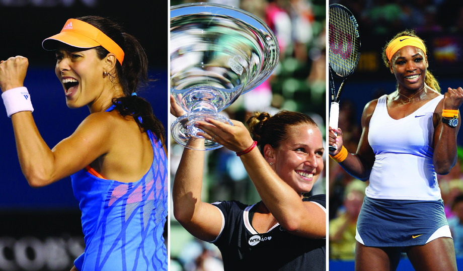 Serena Williams & Top-Ranked Women's Tennis Pros Compete: Bank of the West Classic $27.00 - $36.00 ($45 value)