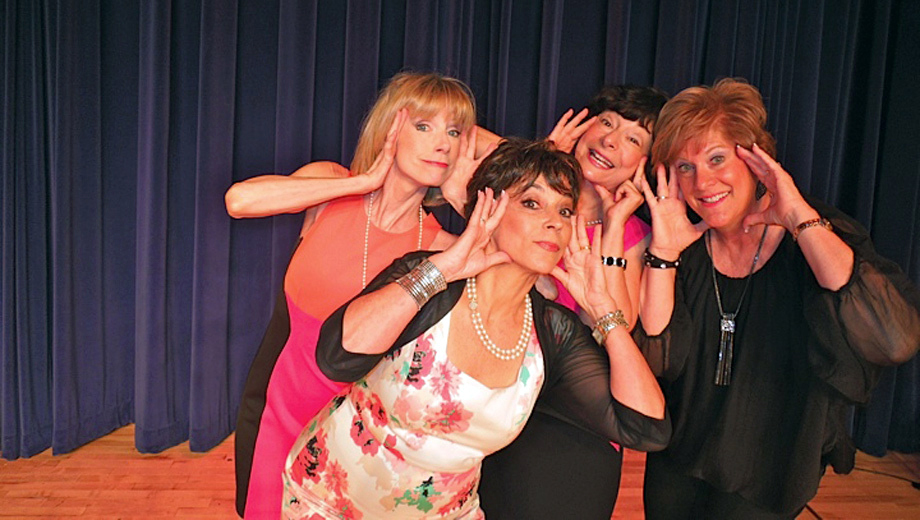 Funny Old Broads Back With Comedy & Musical Parodies $12.50 ($25 value)