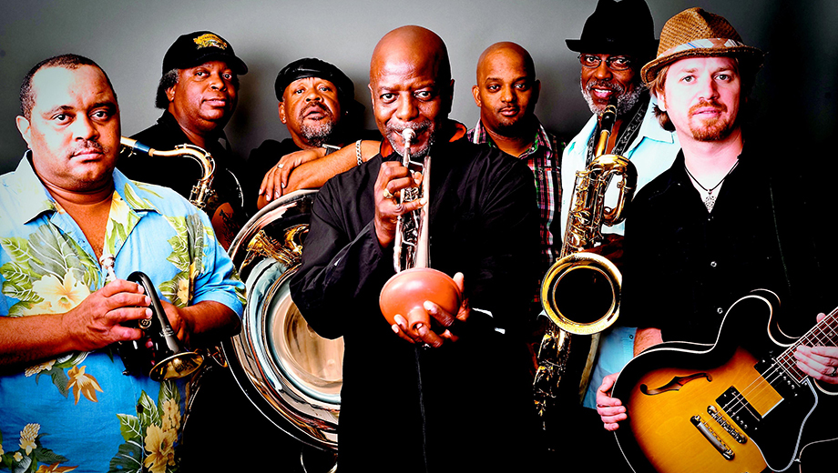 Dirty Dozen Brass Band: New Orleans Legends $17.50 ($35 value)