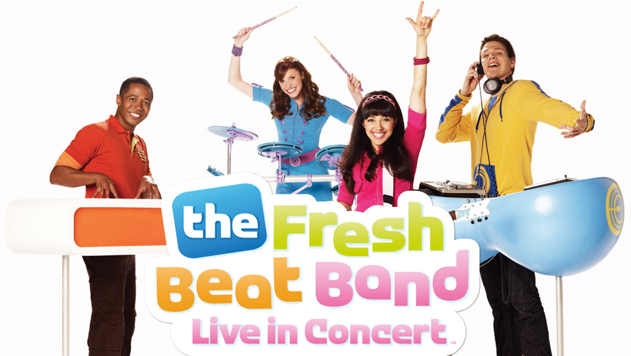 Nick Jr.'s The Fresh Beat Band at New Jersey Performing Arts Center $27.65 ($44.65 value)