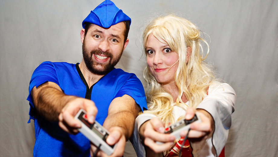 Video Games Meet Theater at the Game Play Festival COMP - $9.00 ($18 value)