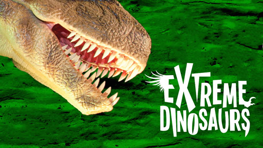 Animatronic Dinosaurs Provide Mesozoic-Era Thrills $7.50 - $13.00 ($14.04 value)