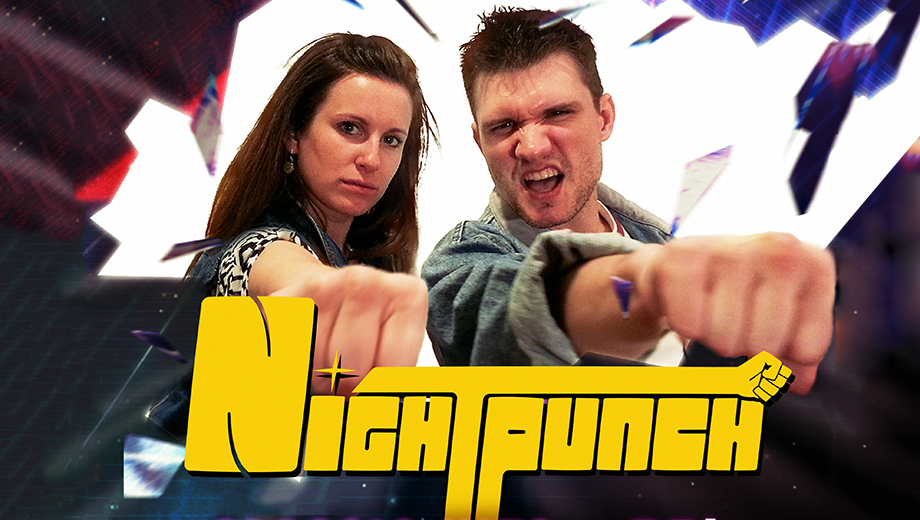 Totally '80s Comedy Power-Pop Duo Nightpunch $6.00 ($12 value)