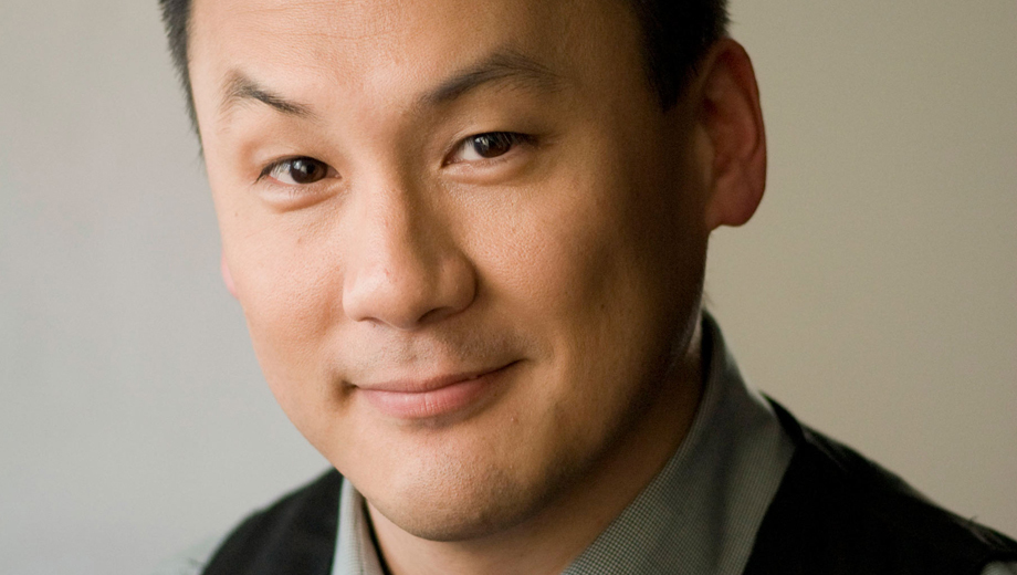 Comedian Eliot Chang (