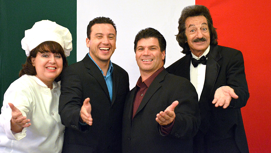 The Meatballs of Comedy Perform at Maggiano's Little Italy COMP - $7.50 ($15 value)