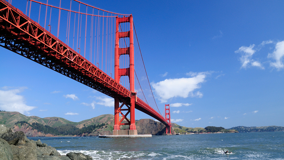 San Francisco Movie Tours: Famous Film Locations on the Golden Gate Bridge and Beyond $18.50 - $22.50 ($37 value)