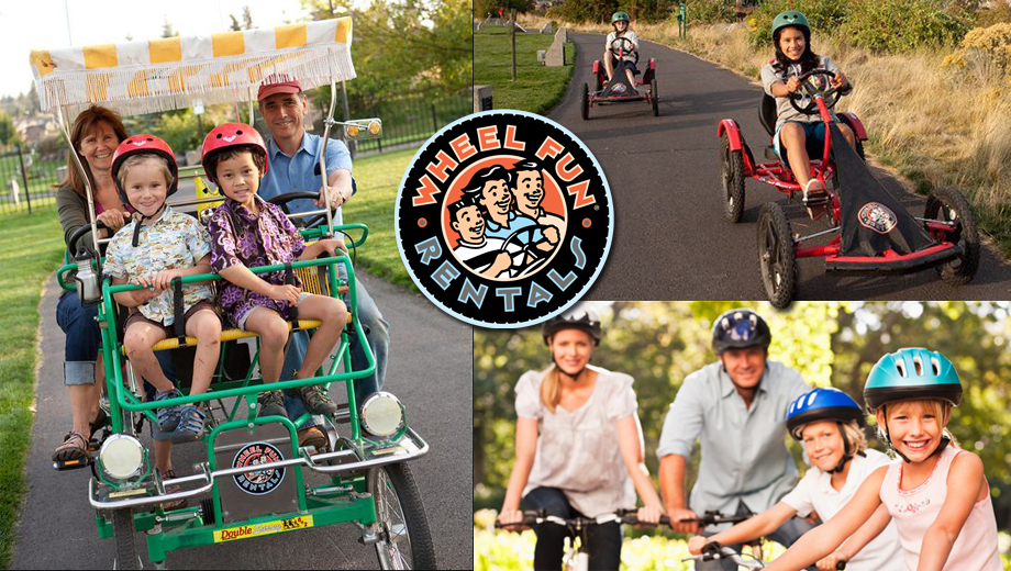 Explore Gorgeous Fairmount Park By Bike With Wheel Fun Bike Rentals $15.00 ($30 value)