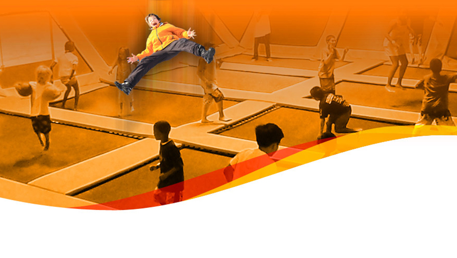 Giant Trampoline Fun for Kids and Adults COMP - $5.00 ($10 value)