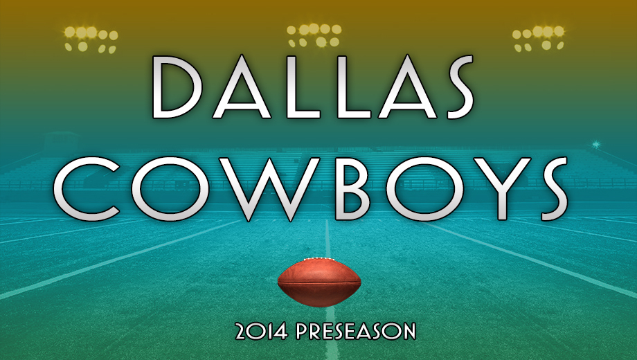 Dallas Cowboys Take on the Ravens & Broncos: Preseason Football $10.00 - $14.00 ($75 value)