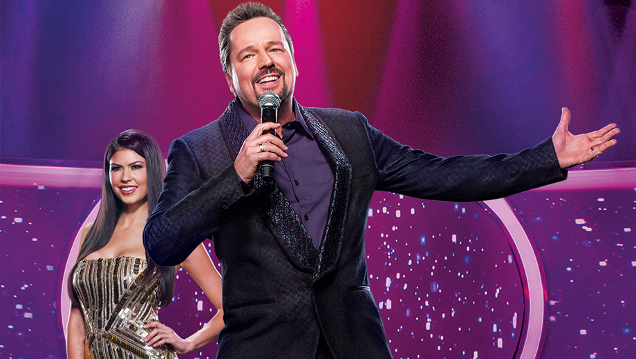 Comedian-Impressionist Terry Fator (