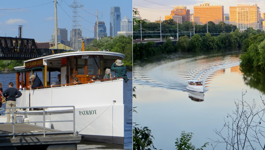 Cruise the Delaware River on a 1920s-Style Yacht $15.00 ($30 value)