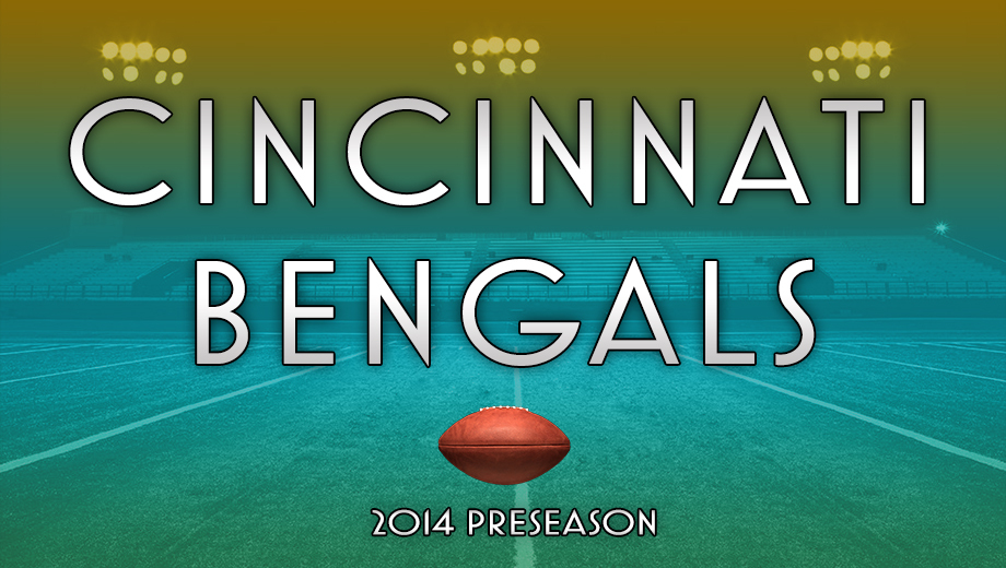 NFL Preseason Football: Cincinnati Bengals Play Jets and Colts $10.00 - $13.00 ($44 value)