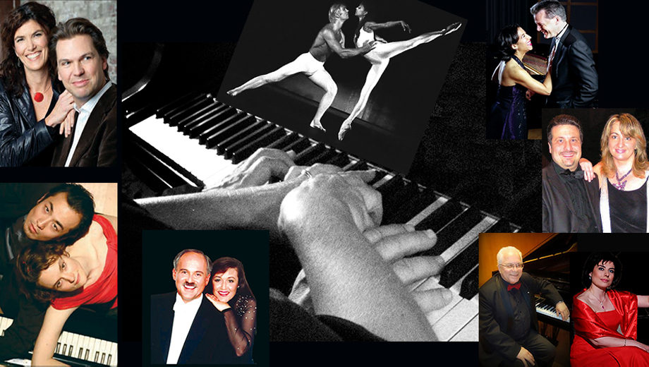International Piano Duo Festival Takes You on