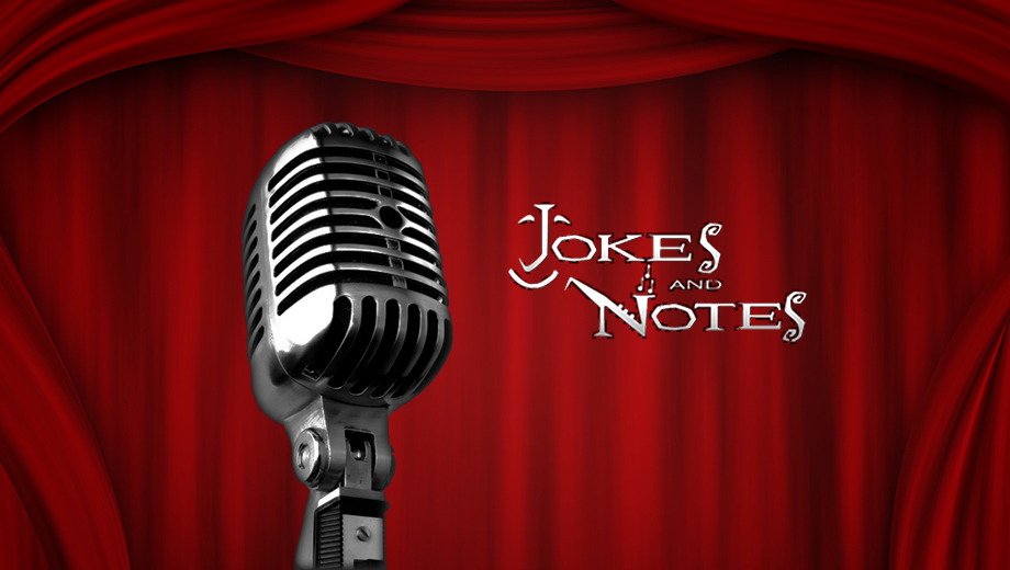 Live Comedy at Jokes & Notes: Headliners, Up-and-Comers $10.00 ($20 value)