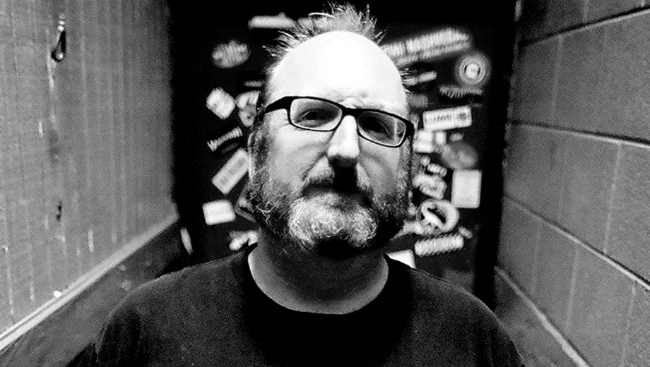 Stand-Up Comic Brian Posehn (