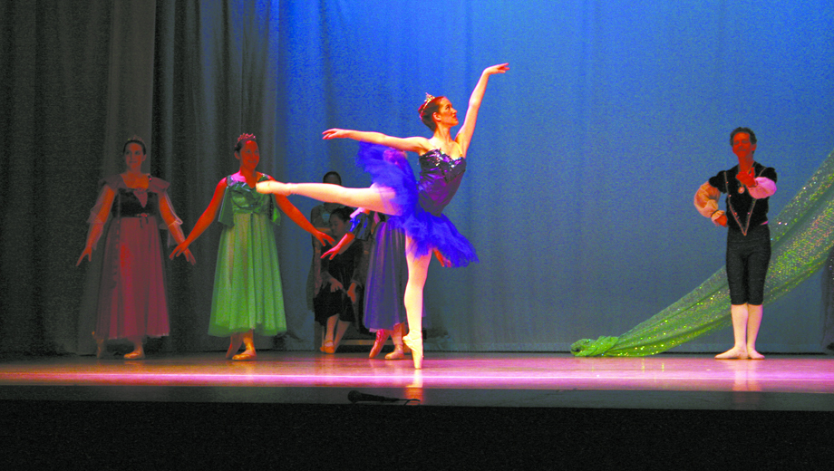 Rockville Civic Ballet Dances