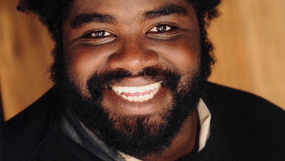 Comedian Ron Funches (