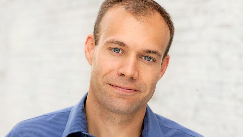 Comedian Keith Alberstadt,