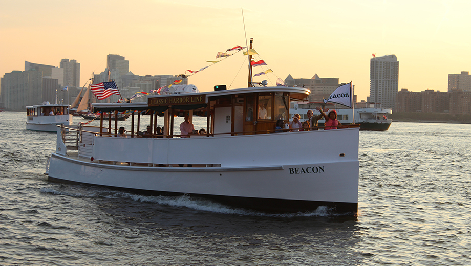 Take a Sunset Sail and Explore Boston's Sights $10.00 - $28.00 ($47.25 value)