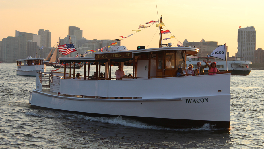 Cruise the Charles River Locks and See the City Lights $24.00 ($39.9 value)