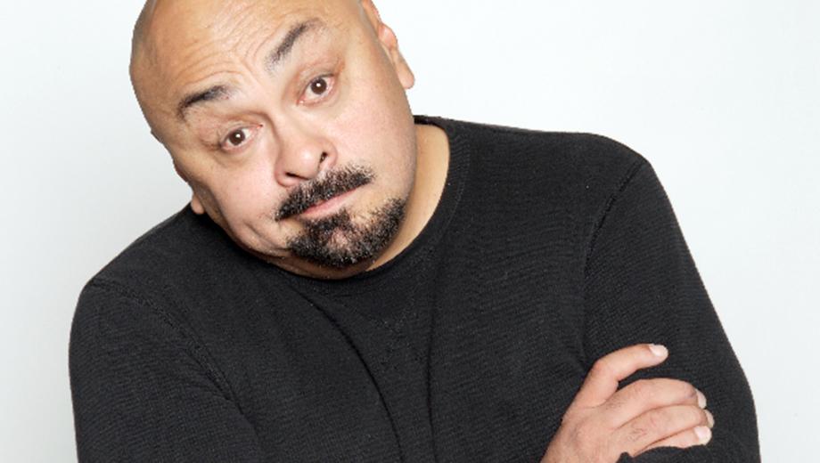 Comedian Rick Gutierrez (Showtime's