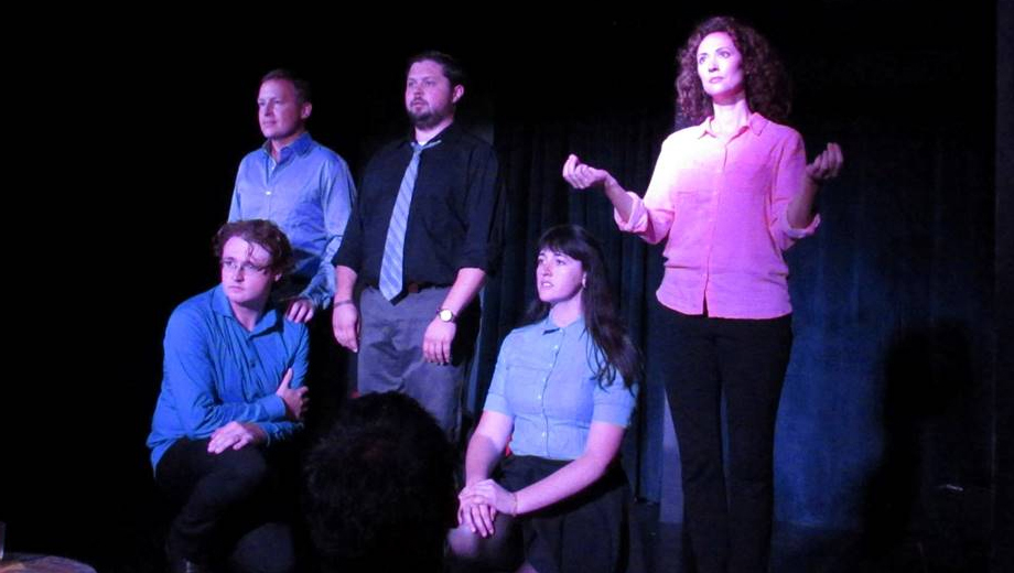 Improvisational Comedy at Finest City Improv COMP ($10 value)