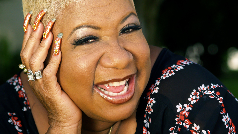 Comedian Luenell (