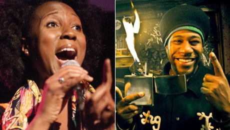 Hip-Hop Artist and Activist Toni Blackman Performs Music and Spoken Word Show