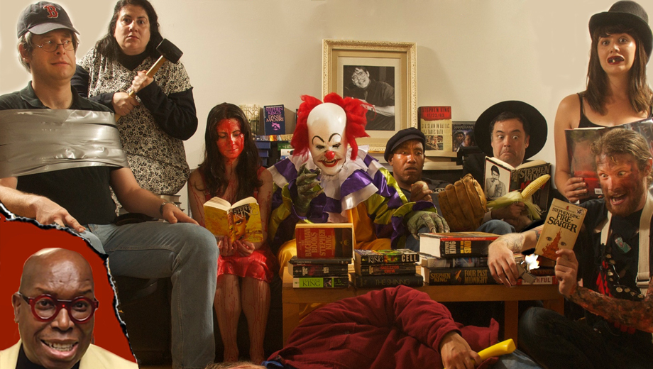 SNL's Aidy Bryant in Stephen King-Inspired Sketch Comedy $10.00 ($20 value)