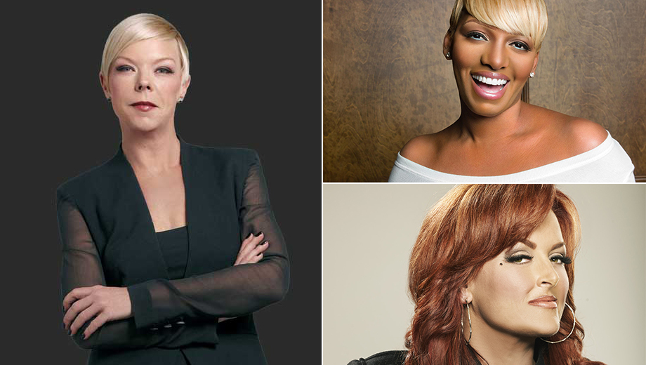 Wynonna Judd, NeNe Leakes, Tabatha Coffey at Women's Expo COMP ($5 value)