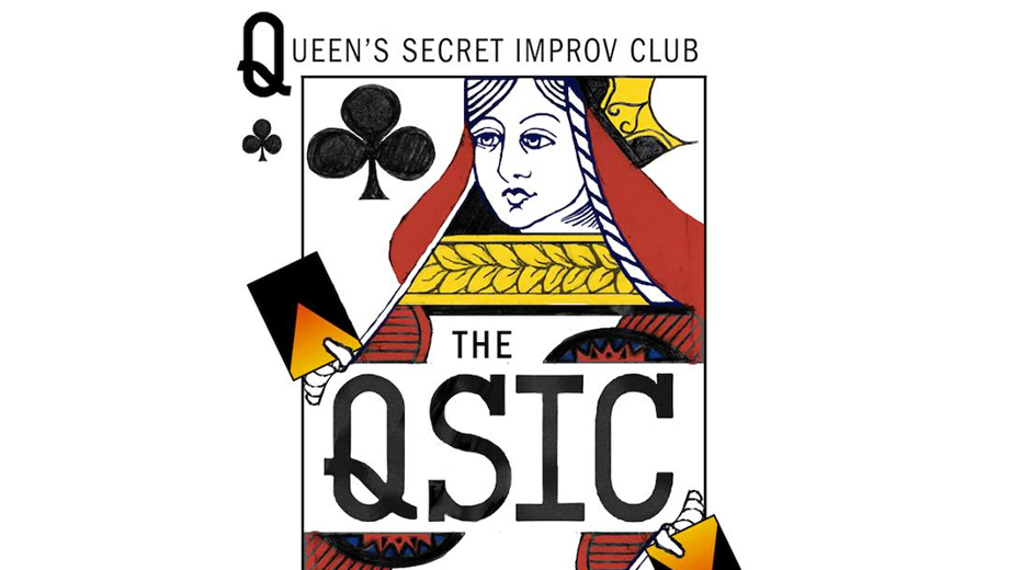 The Queen's Secret Improv Club: Made-Up Musicals & Other Spontaneous Acts of Comedy $3.50 ($7 value)
