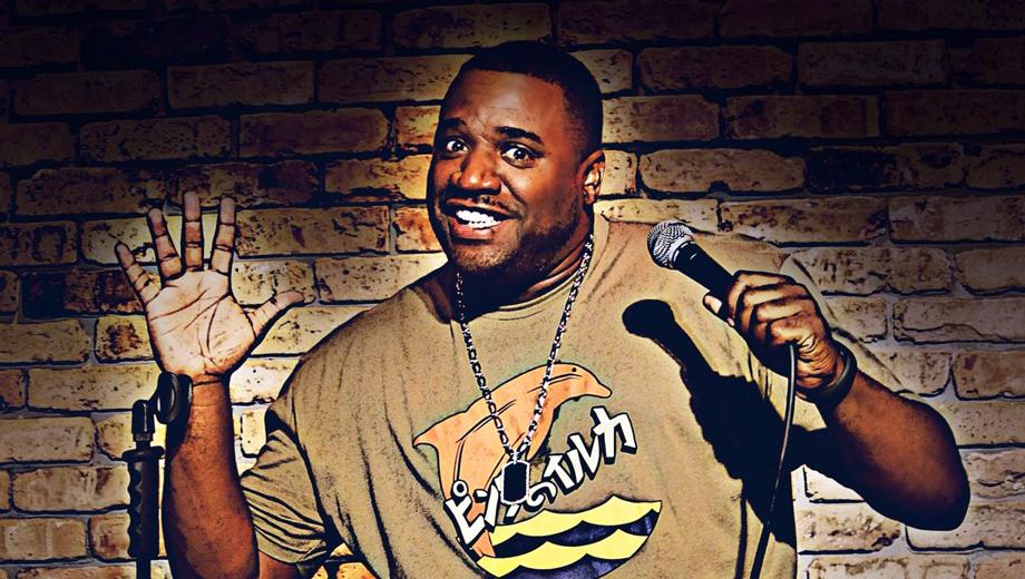 Comedian Corey Holcomb (