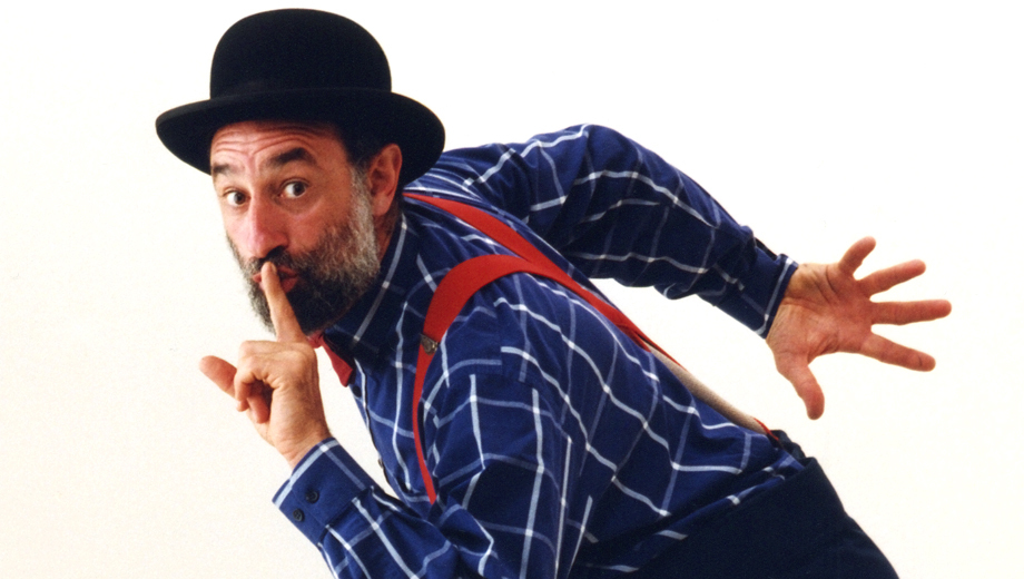Avner the Eccentric: Funny Solo Vaudeville Show