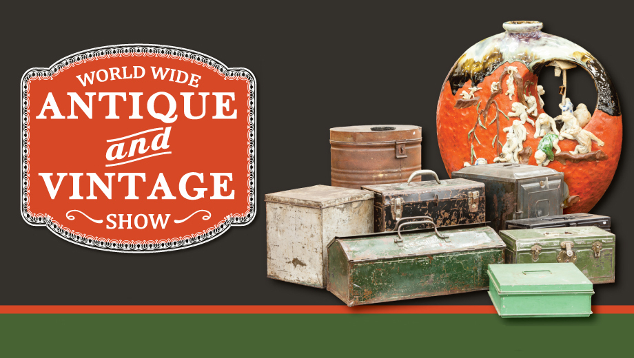 Antique and Vintage Show: Find Furniture, Jewelry, Art, Collectibles and More COMP ($10 value)
