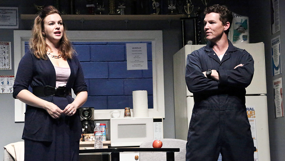 Amber Tamblyn in Neil LaBute's Dark Comedy