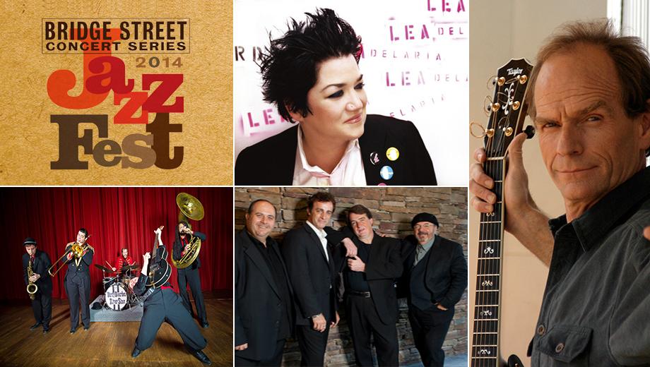 Jazz-Fest 2014: Livingston Taylor, Lea DeLaria & More $12.25 - $24.75 ($22.25 value)