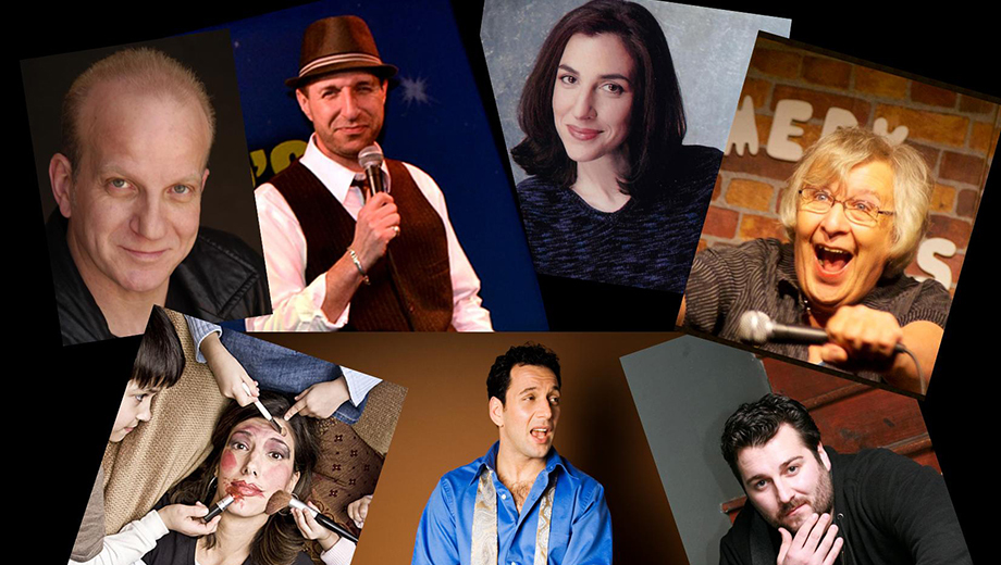 Top Comics From the Tri-State Area: The Candlelight Theatre Comedy Club $13.50 ($27 value)
