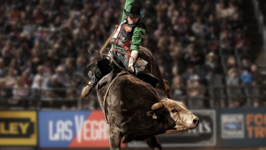World's Best Bull Riders Risk Everything at the Oracle Arena $15.75 ($31.5 value)