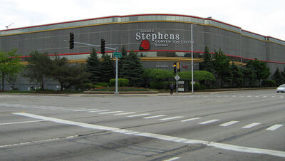 Donald E. Stephens Convention Center Tickets