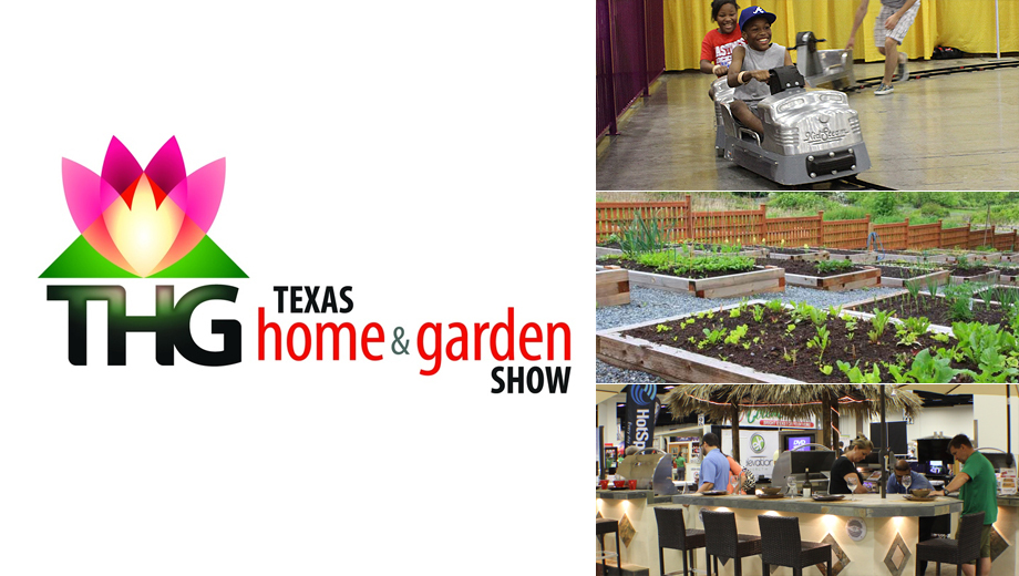 Texas Home & Garden Show: Speakers, Giveaways & More COMP - $5.00 ($10 value)