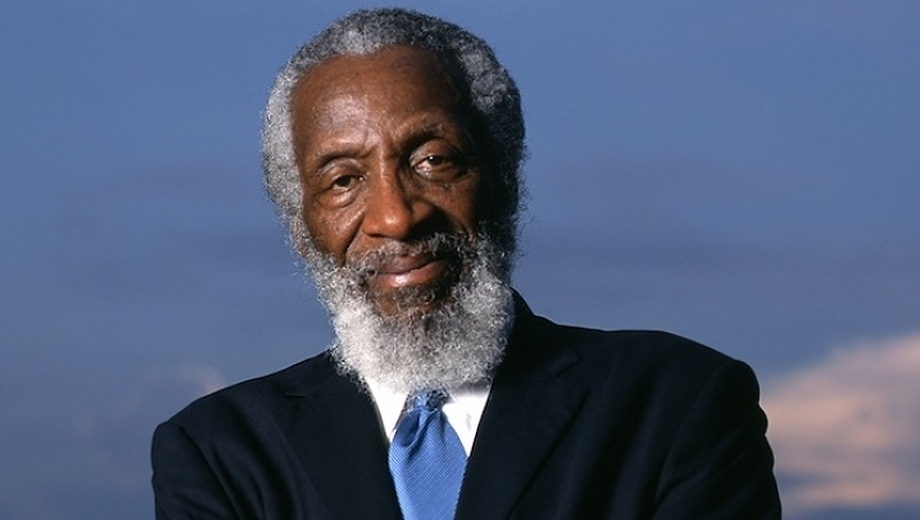 Dick Gregory, Political Comedy Legend $30.00 - $50.00 ($80 value)